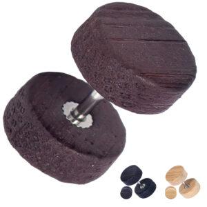 FP29 - Plain Wood Fake Plug Sold as Pair